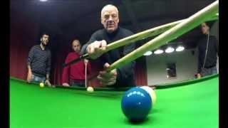 Snooker-Bundestrainer Thomas Hein zu Gast in Vallendar
