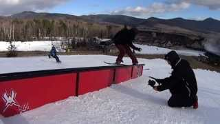 The Season Ease-In Rail Jam - December 7th, 2013