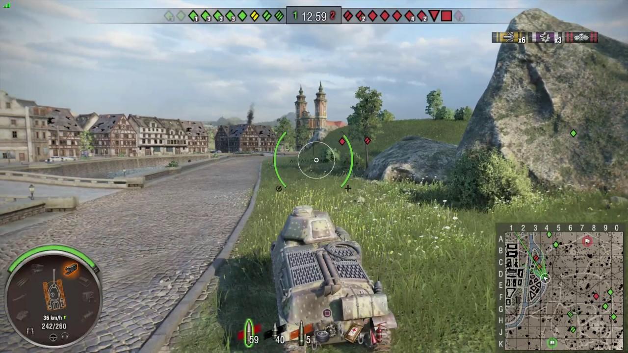 World of tanks s35 matchmaking