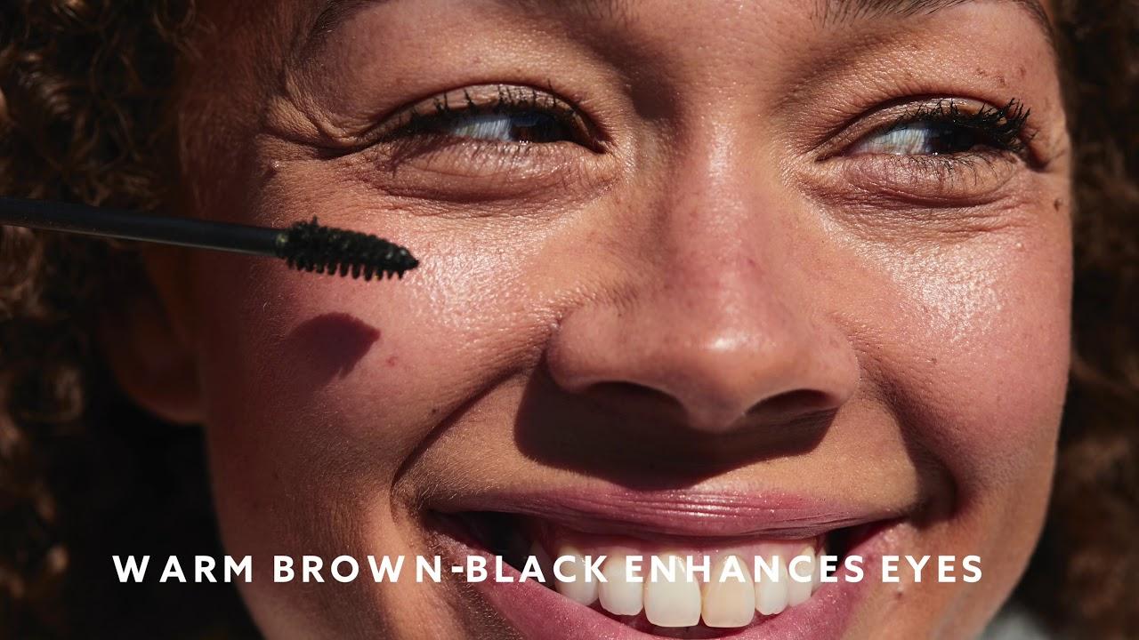 4f01acbfd70 UNDONE BEAUTY light on black gold mascara - YouTube