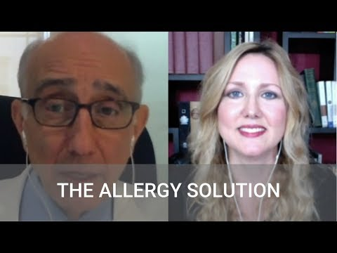 190 The Allergy Solution with Dr. Leo Galland  Wendy Myers