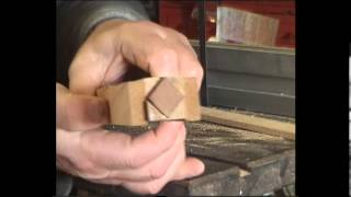 Introduction To A Pattern Ring Used In Segmented Turning
