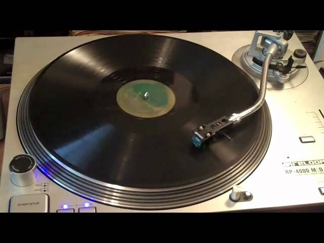 Bob Scholte - De zee (La Mer) (Decca 1948)