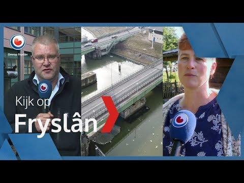 KIJK OP FRYSLÂN: Zaak-Van Seggeren, verbreding sluis Kornwerderzand en Rustpunt 'Nocht en Wille'