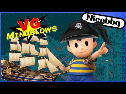 Earthbound HATES Pirates! - VG Mindblows Mp3