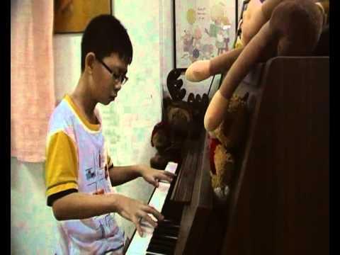 รักไม่ต้องการเวลา เปียโน-piano by Blessing