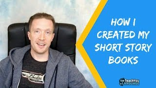 How I created my short story books