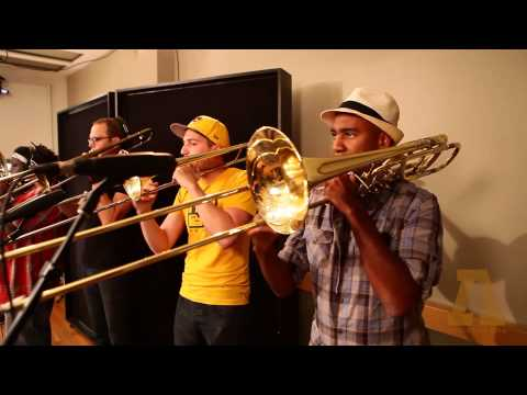 No BS! Brass Band - RVA All Day - Audiotree Live