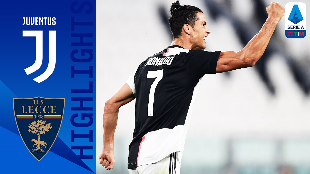 Juventus 4-0 Lecce | Ronaldo, Dybala and Higuain Secure the Three Points | Serie A TIM