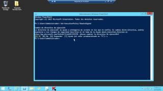Microsoft Azure - Integrar Azure PowerShell a Windows PowerShell