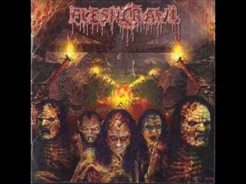 Fleshcrawl  As Blood Rains from the Sky We Walk the Path of Endless Fire Full album