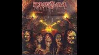 Fleshcrawl - As Blood Rains from the Sky... We Walk the Path of Endless Fire (Full album)