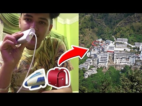 Packing For Vaishno devi Trip with Freinds || TIPS to pack?
