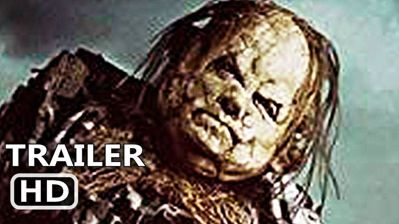 FULL SCARY STORIES TO TELL IN THE DARK Official Trailer TEASER (2019) Guillermo Del Toro Movie HD