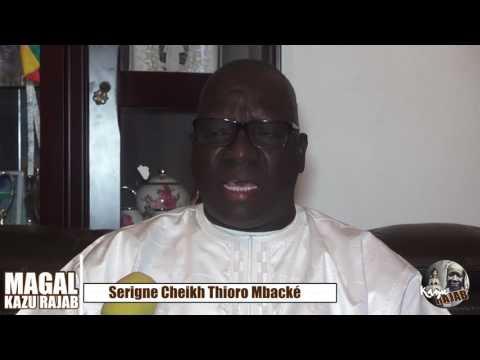 Urgent Declaration du Khalif General Des Mourides
