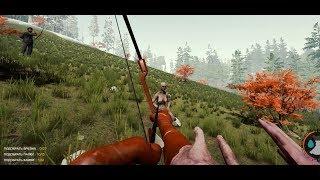 Как мы играли в The Forest