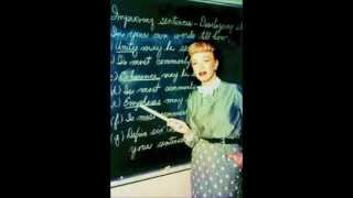 Download Video Our Miss Brooks: Connie the Work Horse / Babysitting for Three / Model School Teacher MP3 3GP MP4
