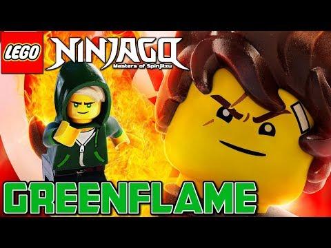 Ninjago: My Thoughts on Greenflame (Kai x Lloyd)