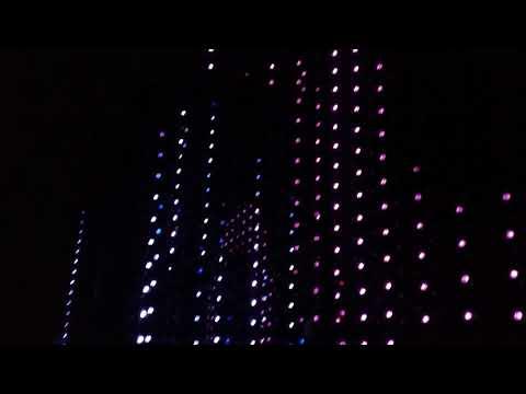 "SMoCA ""Ocean of light "" Exhibit Scottsdale Museum of Contemporary Art Scottsdale, Arizona"