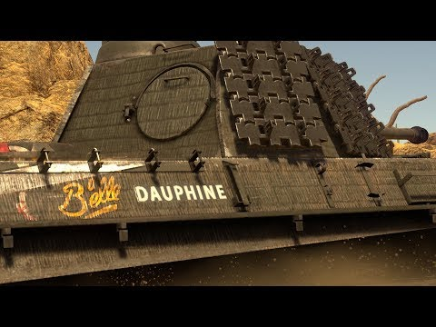 Bullying German tanks with the French Panther from YouTube · Duration:  5 minutes 9 seconds