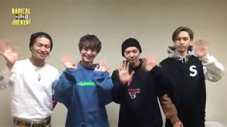 FANTASTICS from EXILE TRIBE メッセージ