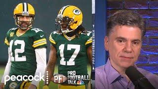 Does Davante Adams Know Truth Behind Aaron Rodgers Saga? | Pro Football Talk | NBC Sports
