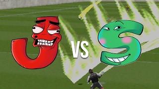 JEJEADRIEL GABISA MAIN BOLA | Super Shot Soccer