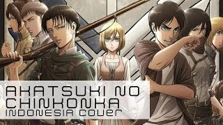 【djalto】 Requiem Der Morgenröte | 暁の鎮魂歌 (Indonesian Cover) - Attack On Titan S3 Part 1 ED TV Size