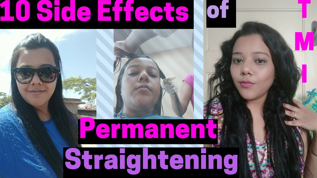 10 Hair Smoothening Side Effects Hair Straightening Side Effects