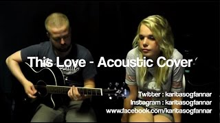 Maroon 5 - This Love - Acoustic Cover HD