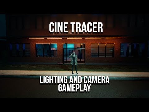 Cine Tracer- Cinematography Game (Lighting and Story board)