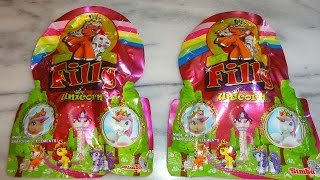 Little Filly Horse Surprise Blind Bags with Swarovski Crystals Toys Unboxing