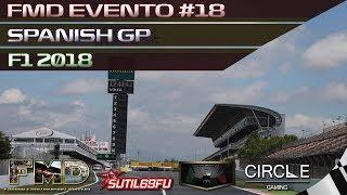 F1 2018 FMD EVENTO 18 - GP DI SPAGNA - CATALUNYA 50% NO ASSIST