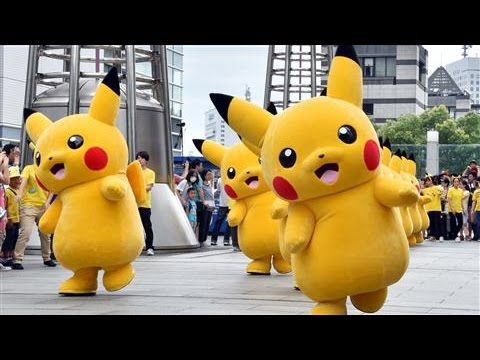 Hong Kongers Protest Over New Translation of 'Pikachu'