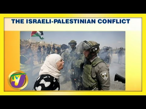 Discussion on The Israeli Palestinian Conflict   TVJ Smile Jamaica