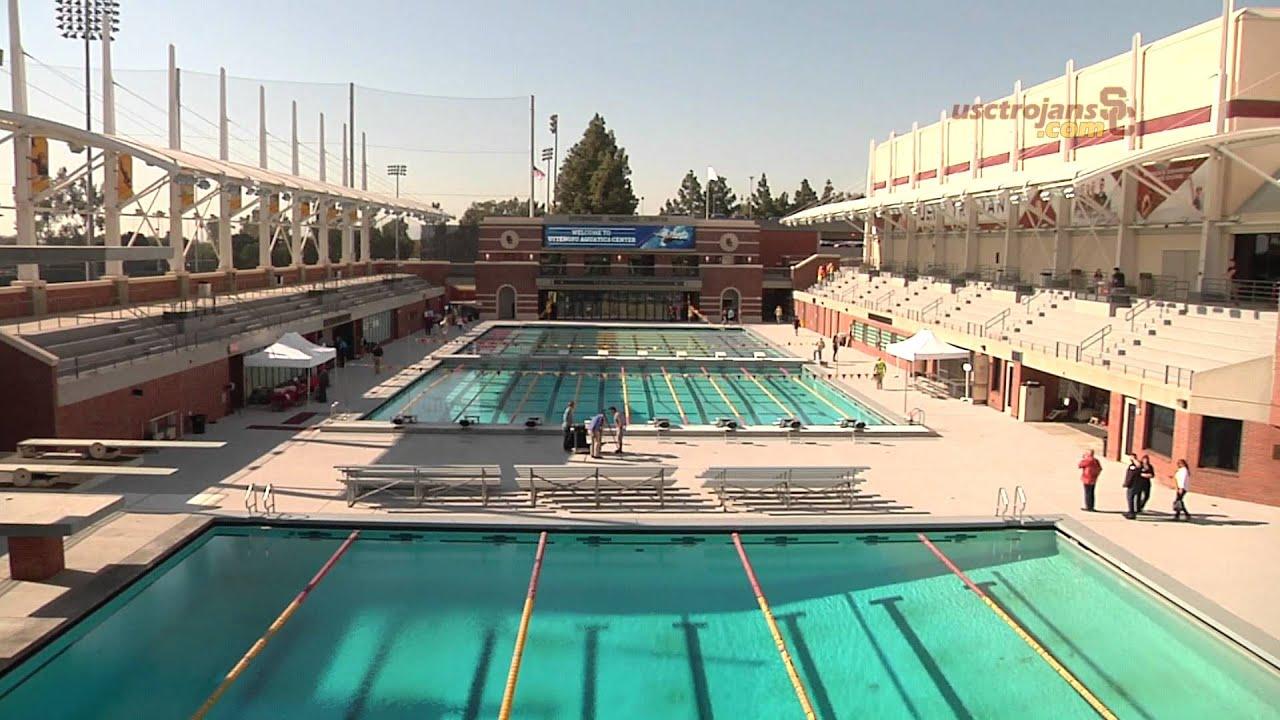 The uytengsu aquatics center opening youtube - Johnson swimming pool roseville ca ...