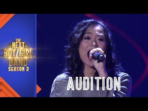 Salwa ROYAL I Singing Audition I The Next BoyGirl Band S2 GTV