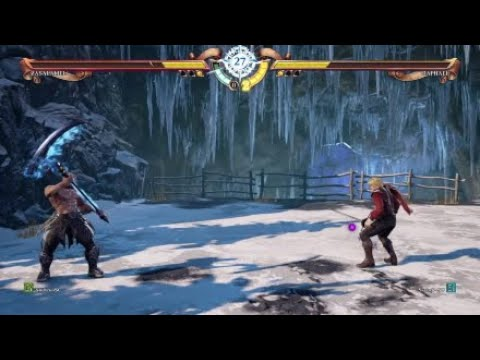 vs SsyluS (Raph) online set(02/01/19)