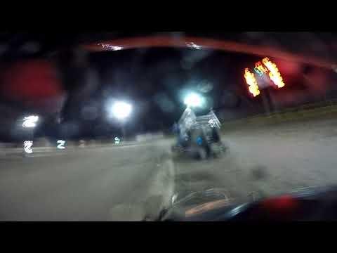 Lemoore Raceway 8/10/19 Jr Sprint Main Cash GoPro