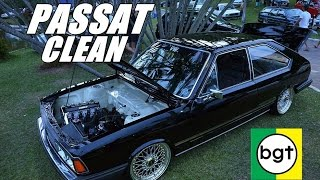 ELEITO O CARRO DO BGT8 - Passat Clean