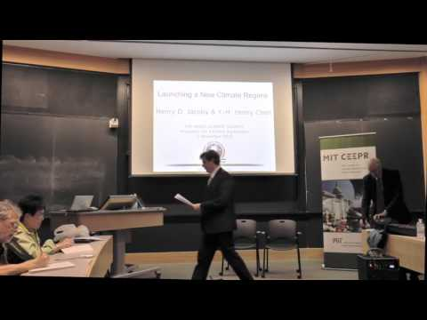 20151105 - The Paris Climate Summit: Prospects for a Global Agreement