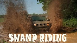 Hummer H3 / Full Throttle Swamp Riding