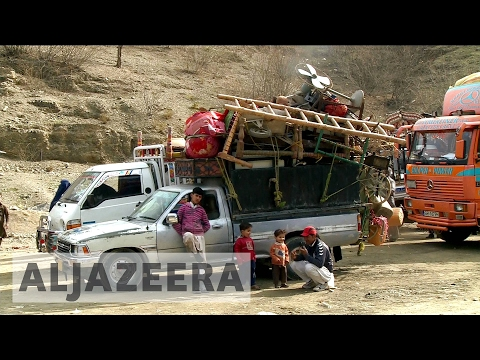 HRW accuses Pakistan of driving out Afghan refugees