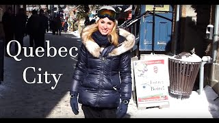Family Travel with Colleen Kelly - Quebec City, Canada