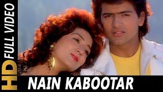 Nain Kabootar Ud Gaye Dono | Kumar Sanu, Asha Bhosle | Virodhi 1992 Songs | Armaan Kohli