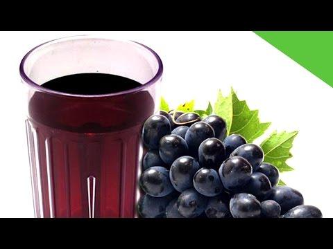 6 Deliciosas Razones para Beber Jugo de Uva - Beneficios del Jugo de Uva