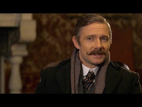 Sherlock's Funniest Moments On Set  Sherlock: The Abominable Bride
