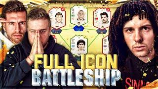 FIFA 19: Full ICON Battleship Wager vs GullitBrother 😂🔥
