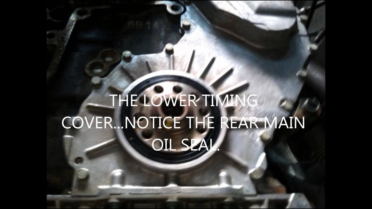 Vw Vr6 Timing Chain Video Youtube