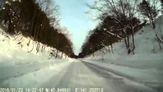 【走行動画】青森県道246号 水喰野辺地線(復路)